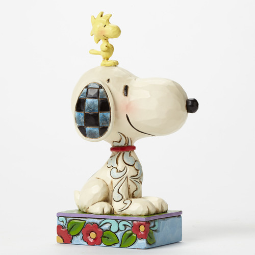 Snoopy and Woodstock Personality Pose Peanuts by Jim Shore Item 4044677