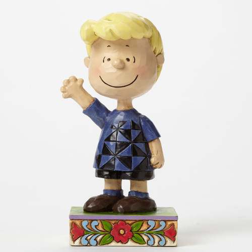 Piano Prodigy Schroeder Personality Pose Peanuts by Jim Shore figurine 4044861