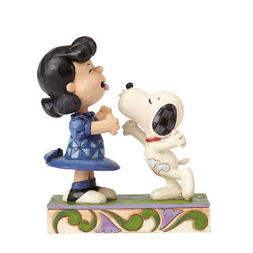 Snoopy Lucy Peanuts by Jim Shore 4055941