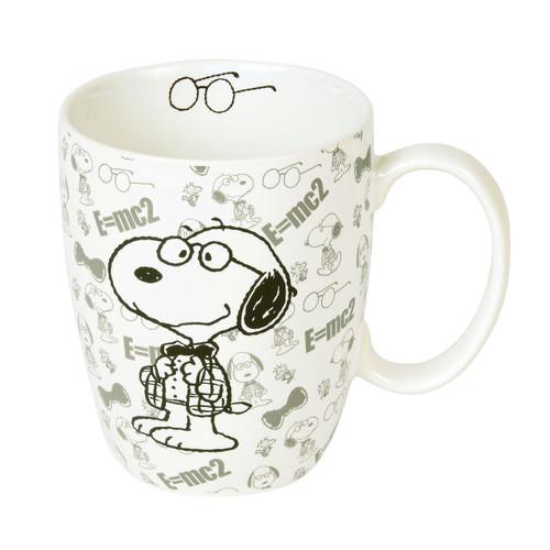 Snoopy Preppy Smarty Pants 12 Ounce Ceramic Mug