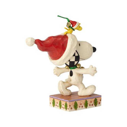 Snoopy Woodstock Jingle Bell Buddies