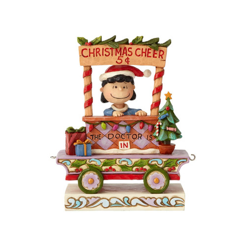 Lucy Christmas Train All Welcome