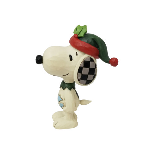 "Mini Snoopy Elf 3.5"" Tall"