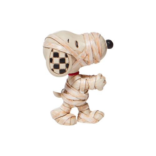 "Snoopy as Mummy Mini Figurine 3"""