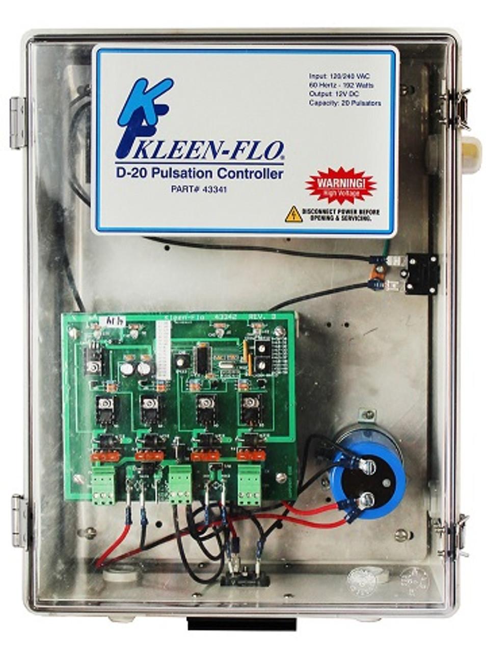 DeLaval DELATRON New Style Pulsator 12V