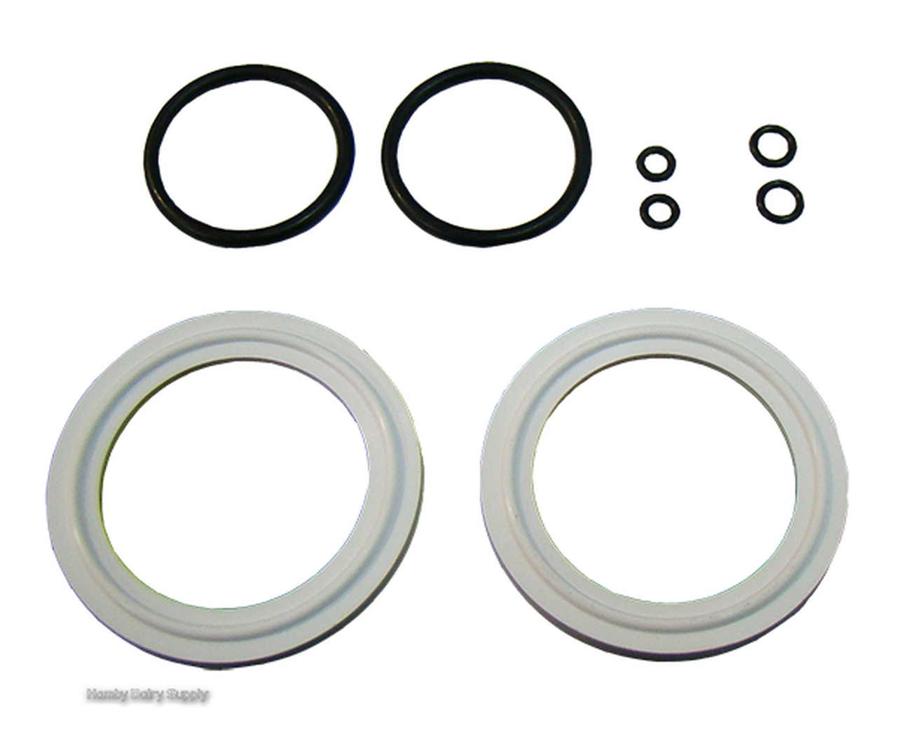 O-RING kit for Mueller Style 2 inch Milk Tank Valve