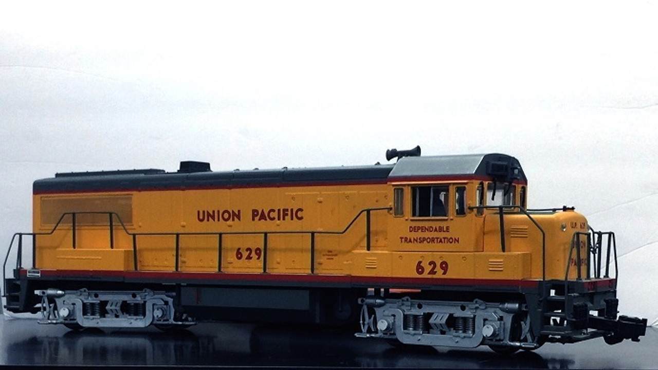 SOld! Aristo-Craft UP Union Pacific Ge-U25b Diesel Locomotive - G scale -  used in good condition