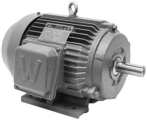 5 Hp Electric Motor >> 5 Hp Three Phase Electric Motor