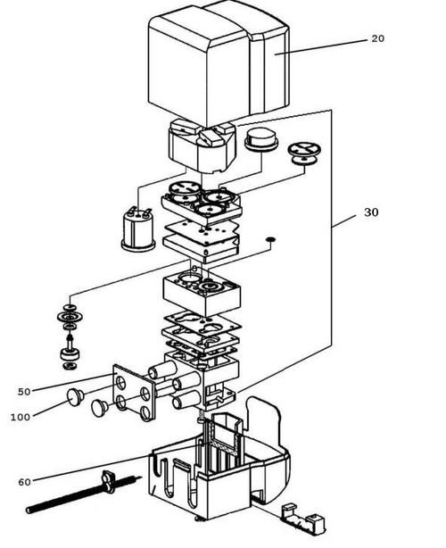 bender electric pump