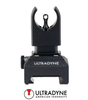 ULTRADYNE USA C4 FOLDING FRONT SIGHT UDBLACK
