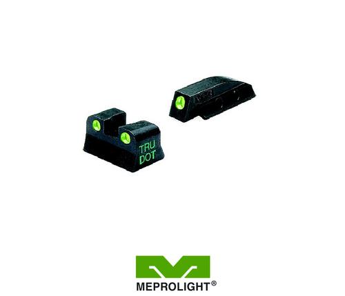 MEPRO BERETTA M9/M92 FIXED SELF ILLUMINATED NIGHT SIGHTS