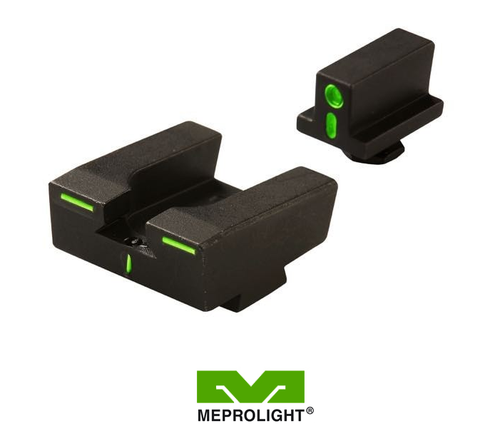 MEPRO GLOCK R4E OPTIMIZED DUTY SIGHTS