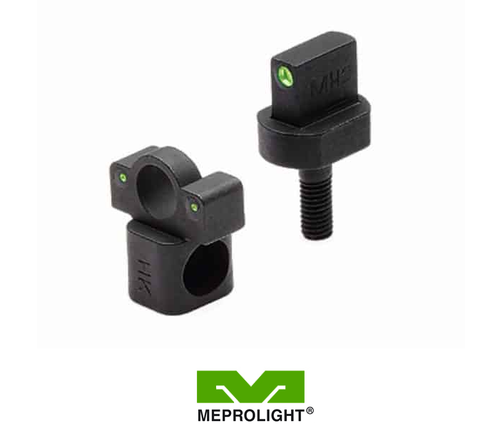 MEPRO BENELLI M4 GHOST RING NIGHT SIGHT SET