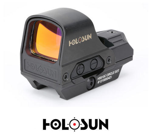 HS510C OPEN REFLEX CIRCLE DOT SIGHT