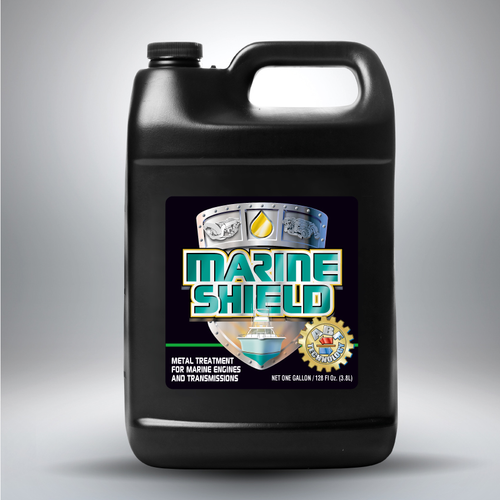 MARINE SHIELD 4 X 1 GALLON CASE