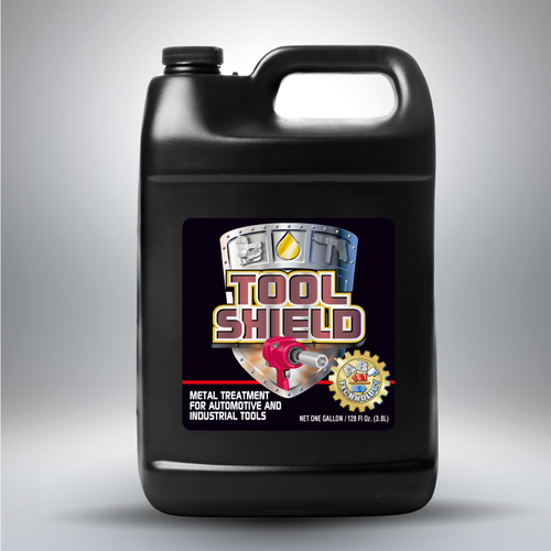 TOOL SHIELD 4 X 1 GALLON CASE