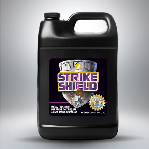 STRIKE SHIELD 4 X 1 GALLON CASE