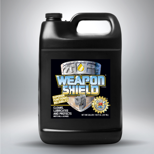 WEAPON SHIELD LUBRICANT 4 X 1 GALLON CASE