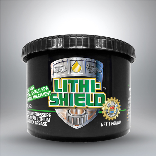 LITHI SHIELD GREASE 12 X 1 LB TUB