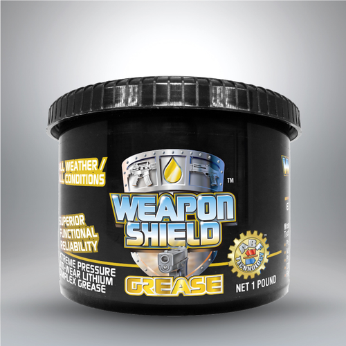 WEAPON SHIELD GREASE 12 X 1LB TUB