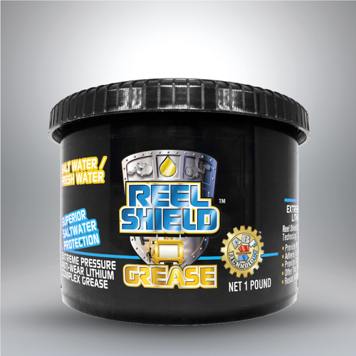 REEL SHIELD GREASE 12 X 1LB TUB - CONTACT US FOR PRICING