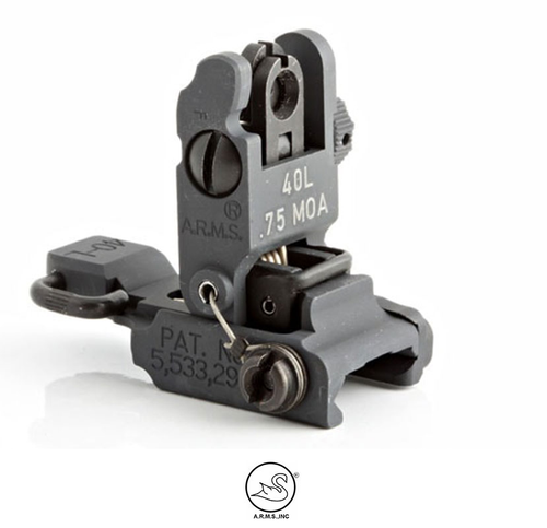 A.R.M.S.® #40™L LOW PROFILE REAR SIGHT