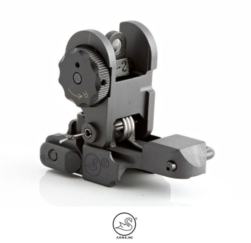 A.R.M.S.® #40™STD. A2 FLIP UP REAR SIGHT