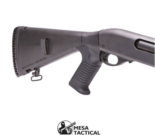 URBINO® PISTOL GRIP STOCK - REMINGTON 870/1100/11-87 (STANDARD BUTT 12-GA BLACK)