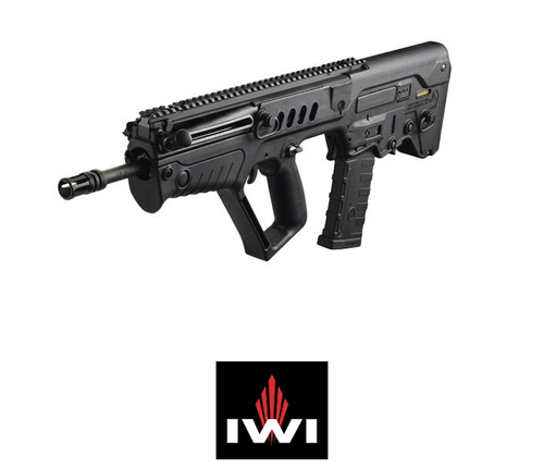 IWI TAVOR PLUNGER SAFETY LEFT