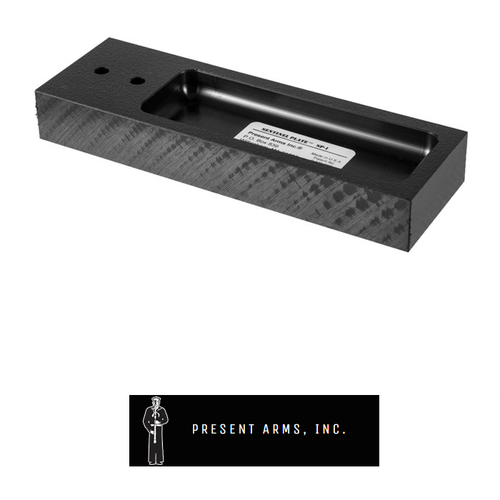 PRESENT ARMS INC SENTINEL PLATE SMALL