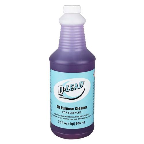 D-Lead® All Purpose Cleaner 32 oz. bottle - Case of 12 bottles