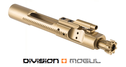 BROWNELLS M16 5.56 BOLT CARRIER GROUP TiN MP