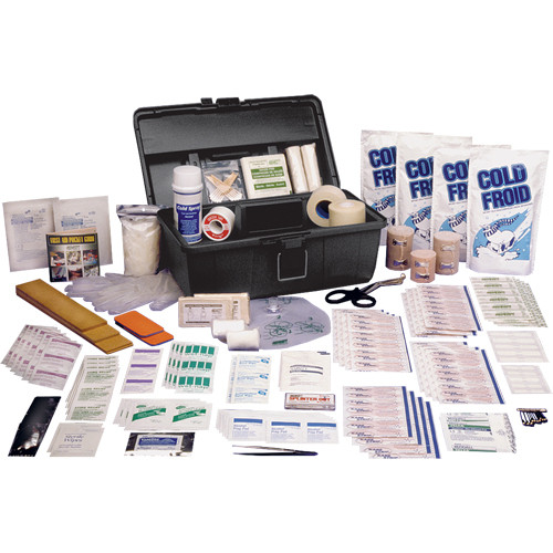 SAFECROSS ATHLETIC FIRST AID KITS