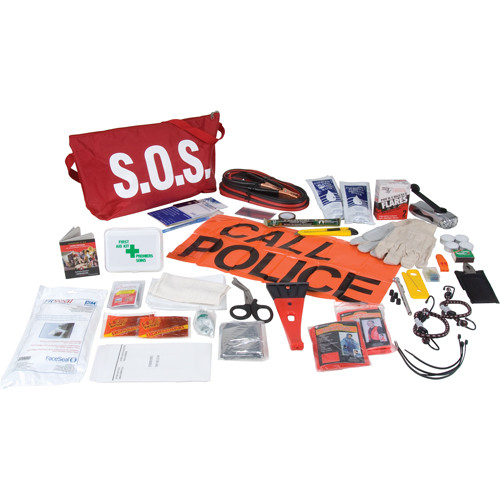 SAFECROSS S.O.S. DISTRESS FIRST AID KITS