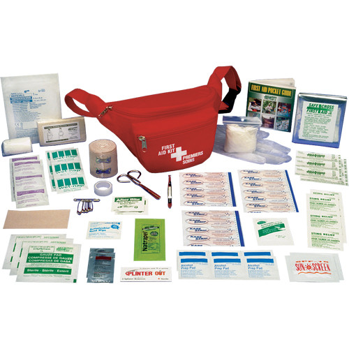 SAFECROSS HIKERS' FIRST AID KITS