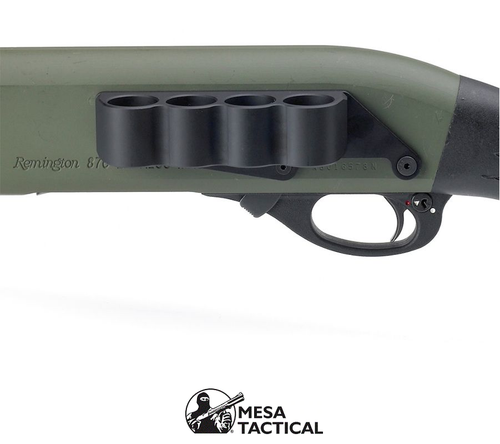 SURESHELL® CARRIER FOR REMINGTON 870/1100/1187 (4-SHELL, 12-GA) (LEFT SIDE)