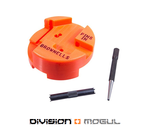 AR-15 FRONT SIGHT HOUSING MAINTENANCE KIT