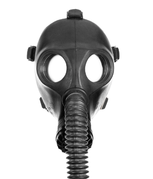 MIRA SAFETY CM-2M CHILD GAS MASK - FULL-FACE PROTECTIVE RESPIRATOR FOR CBRN DEFENSE