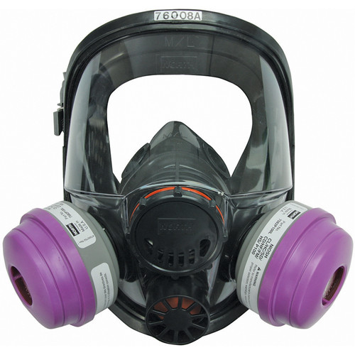 HONEYWELL 7600 SERIES FULL FACEPIECE RESPIRATORS