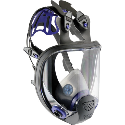 3M ULTIMATE FX FF-400 SERIES FULL FACEPIECE RESPIRATORS