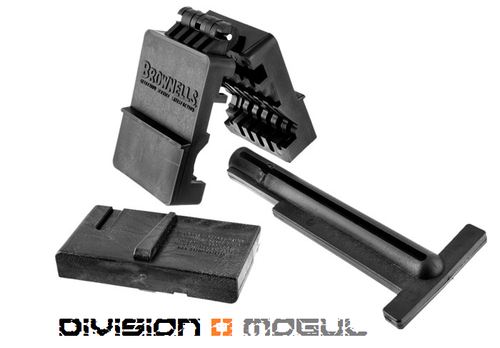BROWNELLS AR-15/M16 LOWER RECEIVER VISE BLOCK SET