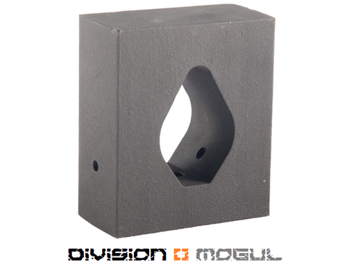 BLACK RIFLE DISEASE ENGINEERIN AR-15/M16 GAS BLOCK PINNING JIG