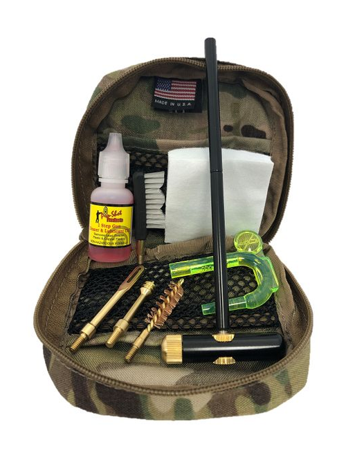 PRO SHOT 9MM MULTI-CAM CLEANING KIT