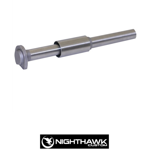 NIGHTHAWK CUSTOM 1911 FULL-LENGTH GUIDE ROD WITH PLUG GOVT