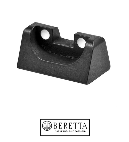 BERETTA USA SIGHT REAR 92A1 2 DOT