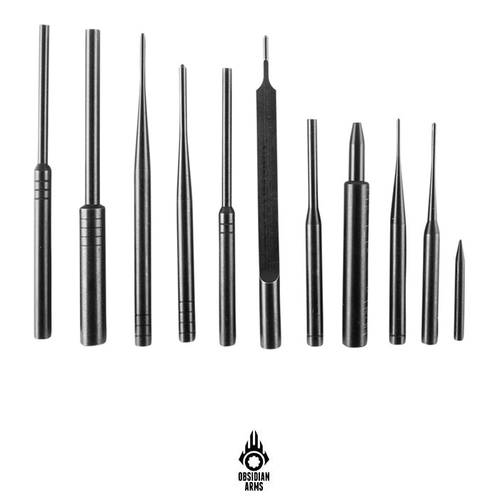 OBSIDIAN ARMS AR-15 ARMORER'S PUNCH SET