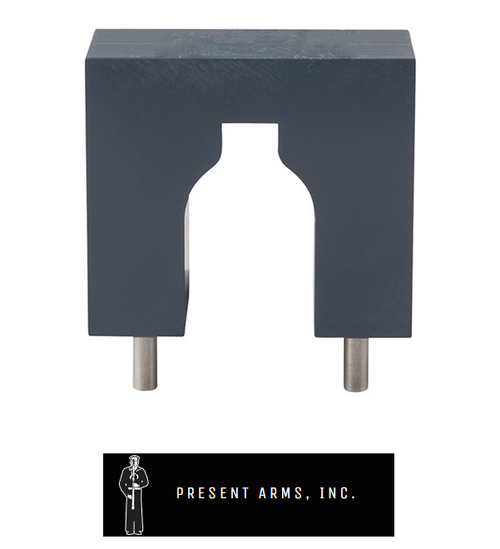 PRESENT ARMS INC RECEIVER EXTENSION ALIGNMENT BLOCK