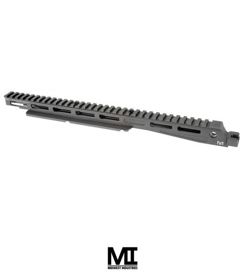 MIDWEST INDUSTRIES TAVOR X95 ALUMINUM 1-PIECE PICATINNY TOP M-LOK RAIL
