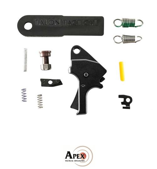 APEX TACTICAL S&W M&P M2.0 FLAT FACED FORWARD SET TRIGGER KIT