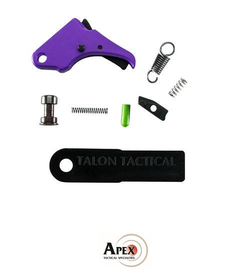 APEX TACTICAL S&W SHIELD ACTION ENHANCEMENT TRIGGER & DUTY/CARRY KIT